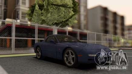 Mazda RX-7 Super Sport pour GTA San Andreas