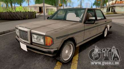 Admiral from GTA VCS pour GTA San Andreas
