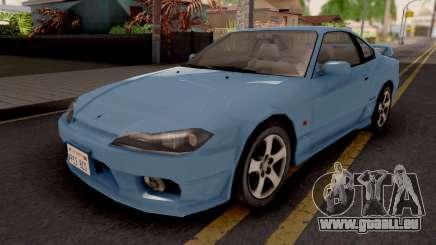 Nissan Silvia S15 Spec-R Aero 1999 pour GTA San Andreas