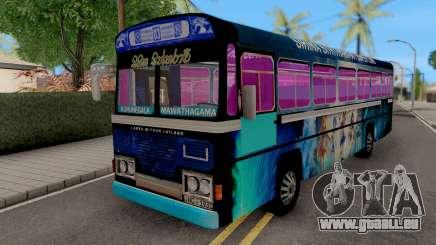 Sihina Siththarawi Bus für GTA San Andreas