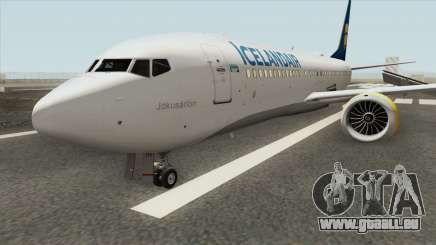 Boeing 737 MAX (Icelandair Livery) pour GTA San Andreas