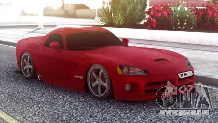 Dodge Viper SRT-10 Red für GTA San Andreas