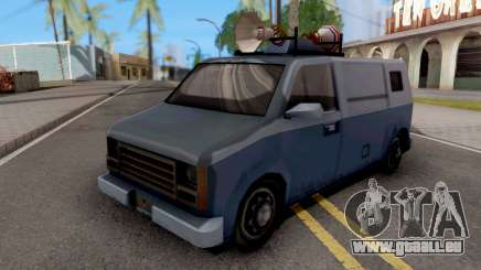 Campaign Rumpo from GTA LCS pour GTA San Andreas