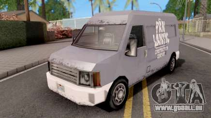 Pony from GTA LCS pour GTA San Andreas