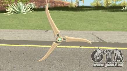 Jade Weapon V2 pour GTA San Andreas