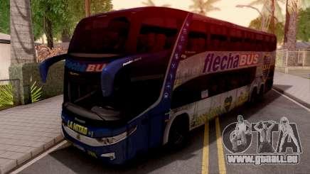 MarcoPolo Flecha Bus Boca Juniors pour GTA San Andreas