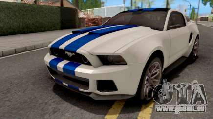 Ford Mustang NFS Movie pour GTA San Andreas