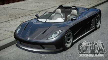 Overflod Entity XXC v1 pour GTA 4