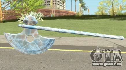 Subzero Weapon pour GTA San Andreas