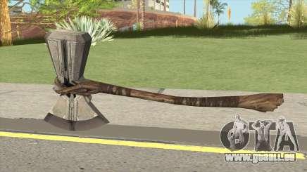 Thor Hatchet für GTA San Andreas