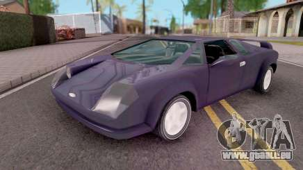 Infernus from GTA VCS pour GTA San Andreas