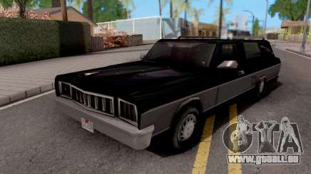 Hearse from GTA LCS pour GTA San Andreas