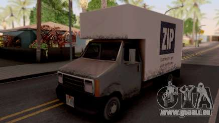 Mule from GTA LCS pour GTA San Andreas