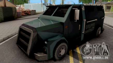 Securicar from GTA LCS pour GTA San Andreas