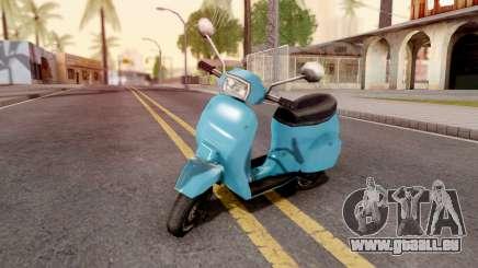 Faggio from GTA VCS pour GTA San Andreas