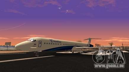 NordStar Airlines für GTA San Andreas