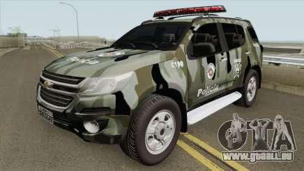 Chevrolet TrailBlazer 2017 (COE PMSP) pour GTA San Andreas