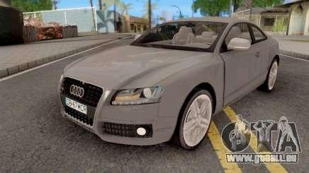 Audi S5 Romanian Plate für GTA San Andreas