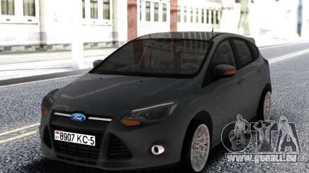 Ford Focus Hatchback 2014 pour GTA San Andreas