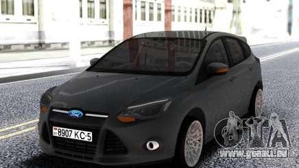 Ford Focus Hatchback 2014 für GTA San Andreas