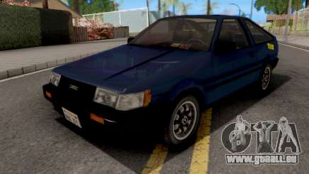 Toyota Levin 1985 pour GTA San Andreas