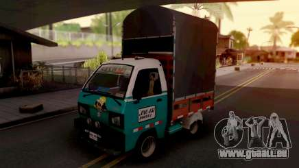 Suzuki Carry Con Estacas pour GTA San Andreas