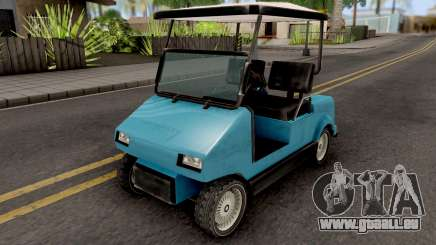 Caddy from GTA VCS pour GTA San Andreas