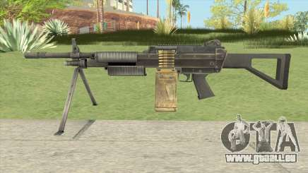 SOF-P FN MK48 (Soldier of Fortune) pour GTA San Andreas
