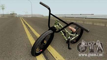 BMX AL PISO AB2 für GTA San Andreas