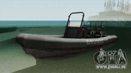 Bote EMB RHIB GRUMEC für GTA San Andreas
