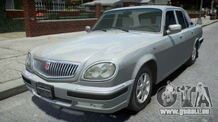GAZ 31105 Volga 2004 pour GTA 4