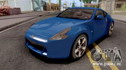 Nissan 370Z Blue pour GTA San Andreas