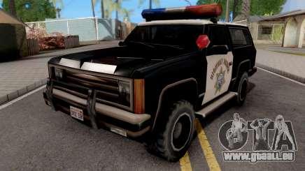 SAHP Ranger pour GTA San Andreas