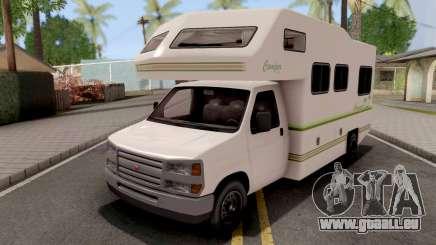 GTA V Bravado Camper IVF für GTA San Andreas