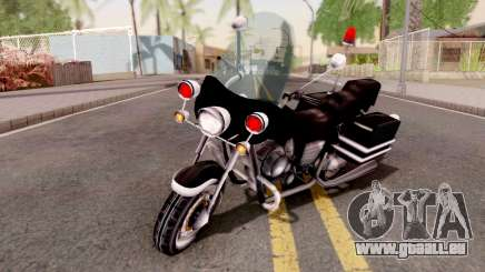 VCPD WinterGreen from GTA VCS pour GTA San Andreas