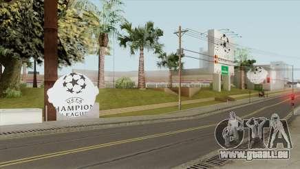 UEFA Champions League Stadium (2010-2012) für GTA San Andreas