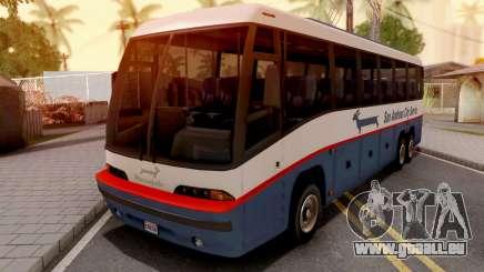 GTA V Brute Dashound SA City Service Coach für GTA San Andreas