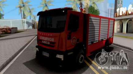 Iveco Tector Bomberos Argentina pour GTA San Andreas