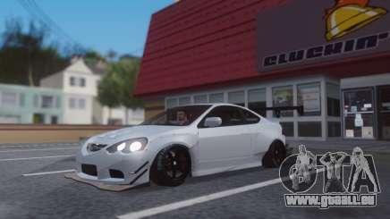 Honda Integra White Sport pour GTA San Andreas
