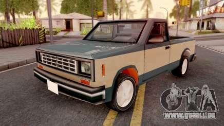 Bobcat from GTA VCS pour GTA San Andreas