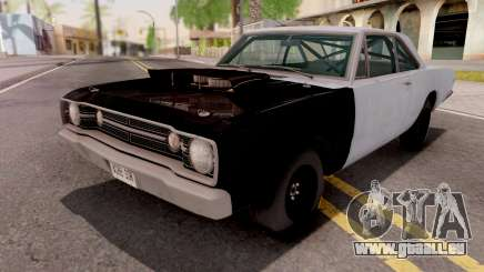 Dodge Dart HEMI Super Stock 1968 für GTA San Andreas