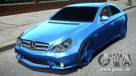 Mercedes-Benz CLS 63 AMG W219 pour GTA 4