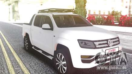 Volkswagen Amarok V6 pour GTA San Andreas