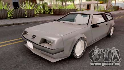 Deluxo from GTA VCS pour GTA San Andreas