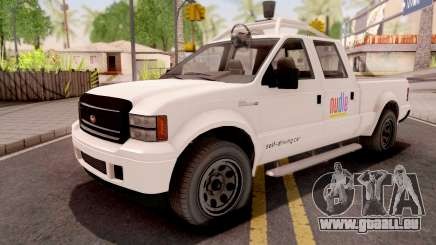 GTA V Vapid Sadler Nudle Self-Driving Car für GTA San Andreas