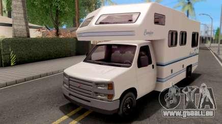 GTA V Bravado Camper für GTA San Andreas
