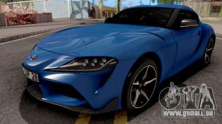Toyota Supra A90 2020 pour GTA San Andreas