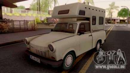 Trabant 1.1 Wohmobil pour GTA San Andreas