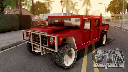 Patriot from GTA VCS pour GTA San Andreas