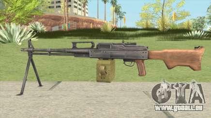 SOF-P PKM (Soldier of Fortune) für GTA San Andreas